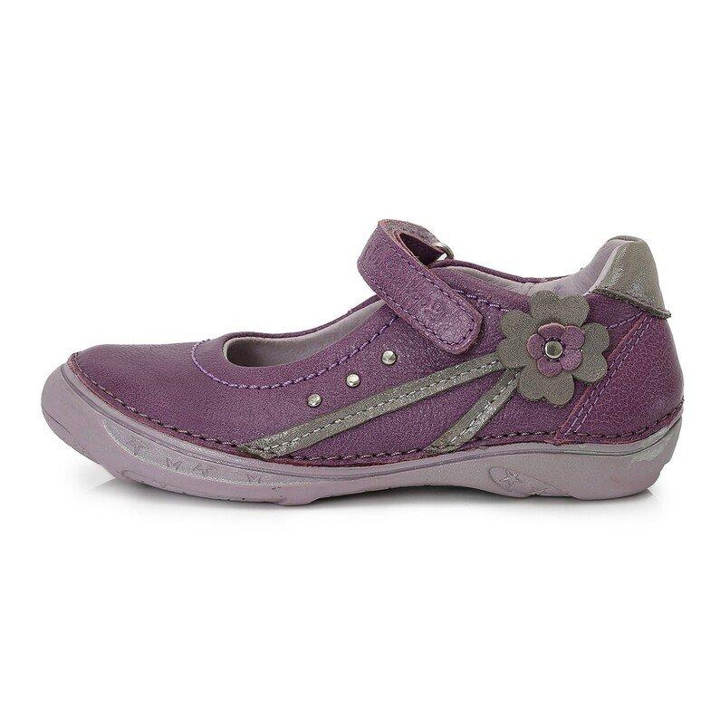 Violetiniai batai 25-30 d. 046605M